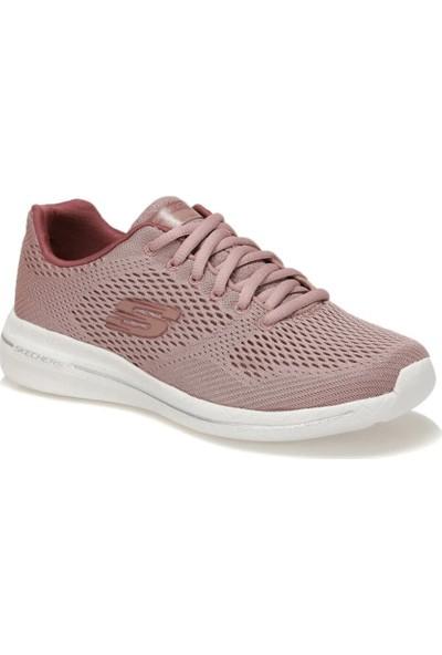 Skechers Move 'N Groove Mor Kadın Sneaker Ayakkabı