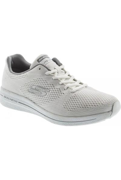 Skechers Burst 2.0 Erkek Spor Ayakkabı 999739 WHT
