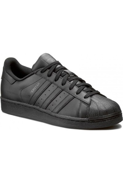Adidas Superstar Siyah Unisex Sneaker Ayakkabı