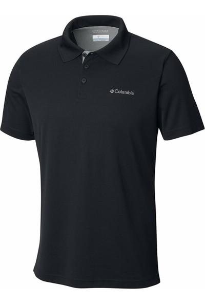 Columbia Aj0126-010 Utilizer Polo Erkek T-Shirt