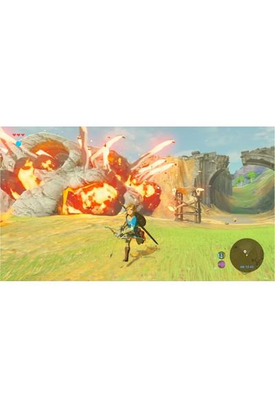 Nintendo The Legend Of Zelda Breath Of The Wild Switch Oyun (Resmi Distribütör Ürünü)