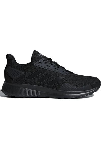 Adidas Duramo 9 Siyah Erkek Koşu Ayakkabısı