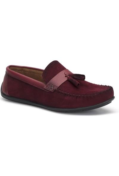 Dark Seer LFR.005 Bordo Bordo Erkek Günlük Ayakkabı
