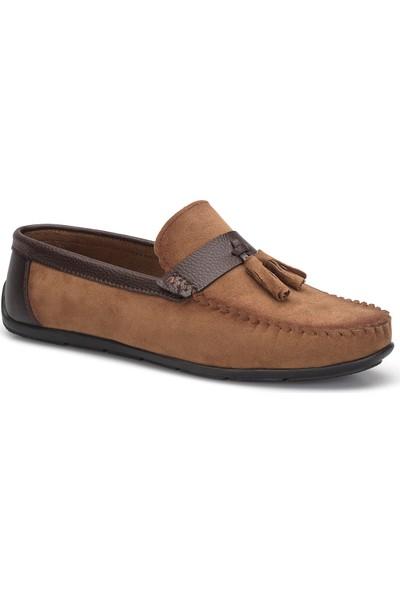 Dark Seer LFR.005 Camel Kahve Erkek Günlük Ayakkabı
