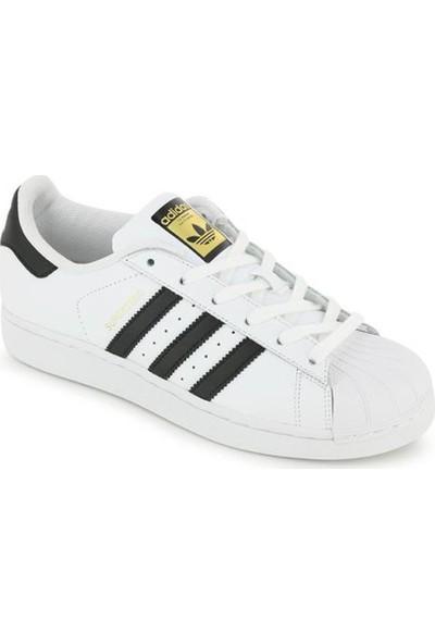 Adidas C77153 Superstar W Kadın Deri Günlük Spor Ayakkabı
