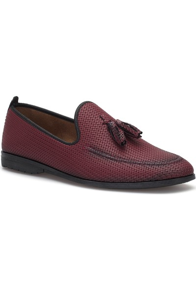 Dark Seer LFR.127 Bordo Bordo Erkek Günlük Ayakkabı