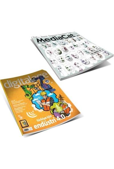 Mediacat ve Digital Age 1 Yıllık Dijital Dergi Aboneliği
