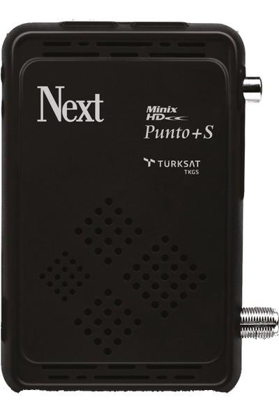 Next Minix Hd Punto+S Hd Uydu Alıcısı