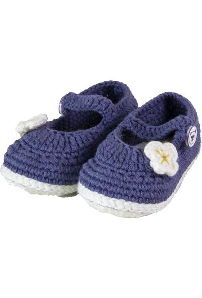 HLOrganik Ayakkabı Modelli Bebek Patiği