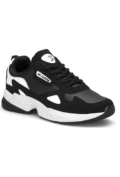 Dark Seer MRC.1802E Siyah Beyaz Erkek Sneaker