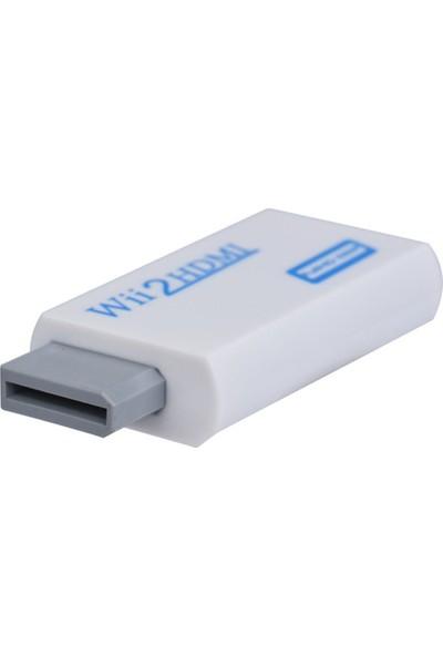 Nintendo Wii İçin Hdmı Tv Kablo Çevirici Dönüştürücü
