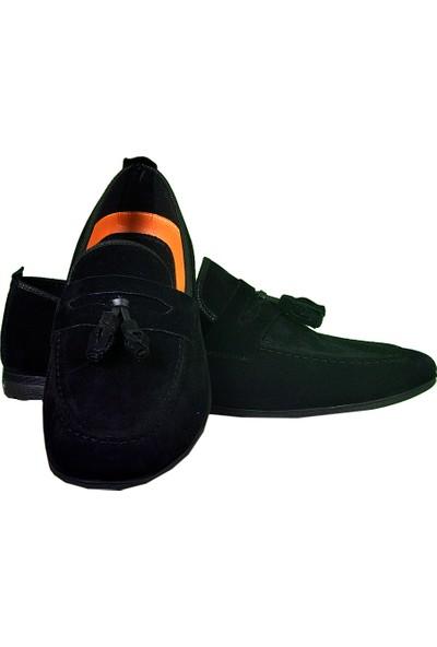 Zerin Loafer Siyah Günlük Erkek Ayakkabı