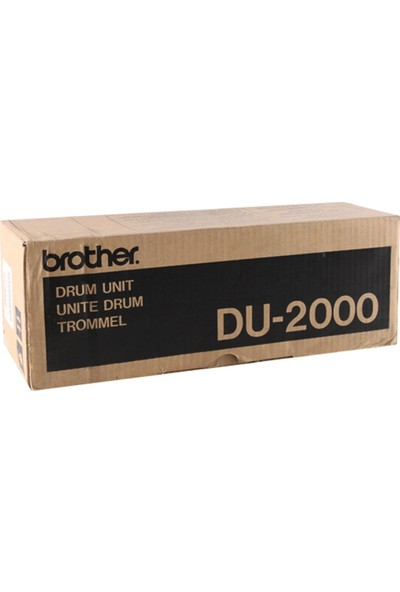 Brother Du-2000 Drum Unit Fits Fax 2000P