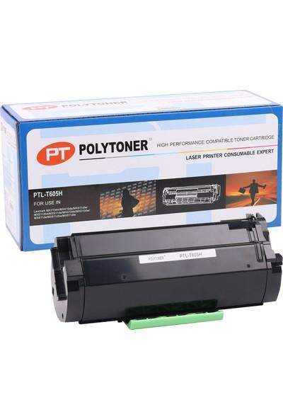 Lexmark 60F5H00 605H Polytoner Mx310-Mx410-Mx511-Mx610-Mx61110K