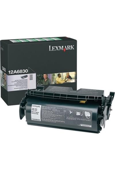 Lexmark Toner 12A6830 Toner T520-T522-X520-X522Toshiba 12A6111 7.5K.