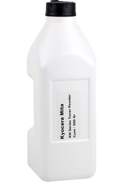 Kyocera Mita Tk-825 Siyah Dolum Toner Tozu Km-C 2520-2525-3225-4035 500Gr