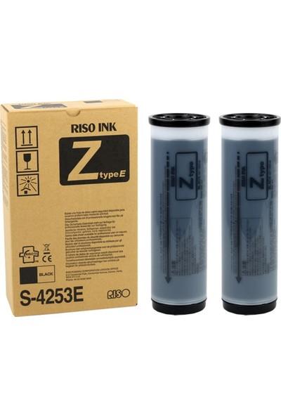 Riso S-4253 Mürekkep Rz-200-230-300-370-570-Mz 770-Ez 220-390-570