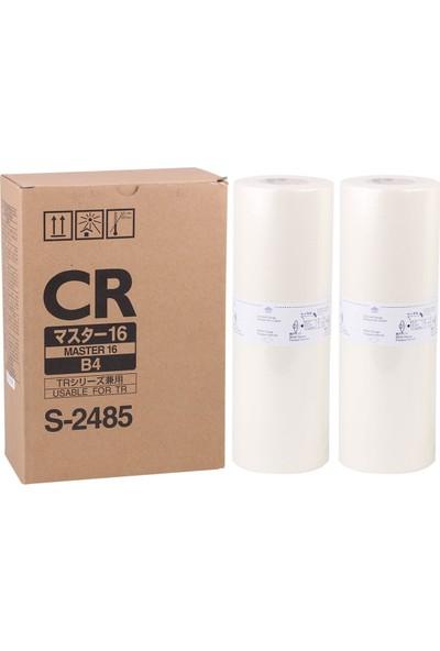 Riso S-2485 Smart B4 Master Tr-Cr-1510-1530-1550-1630