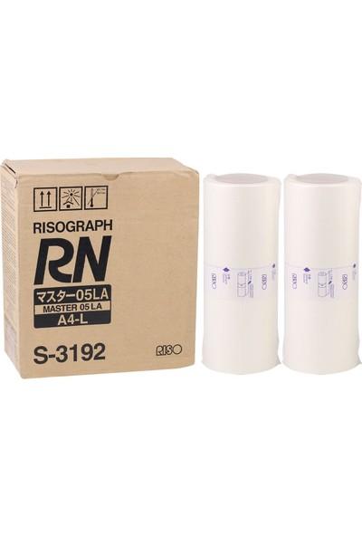 Riso S-3192 A4 Master Rn-2000-2050-2130-2150-2235-2530