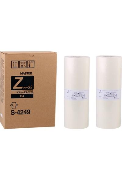 Riso S-7610S-4249 Smart B4 Master Ez-230