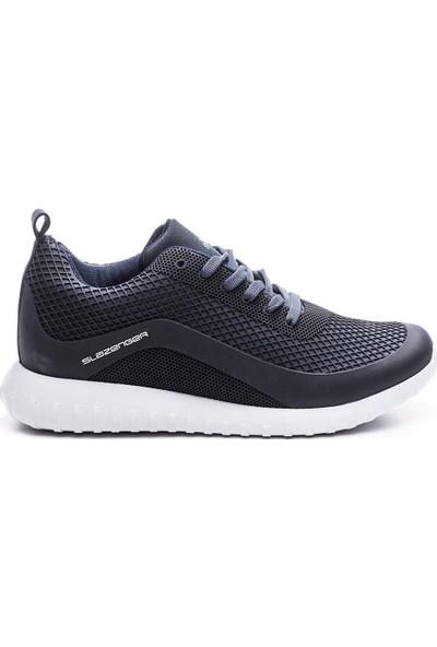 Slazenger Frazıer Koşu & Yürüyüş Erkek Ayakkabı Lacivert