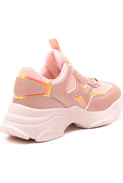 Mille Dalal Günlük Giyim Kadın Ayakkabı Pembe