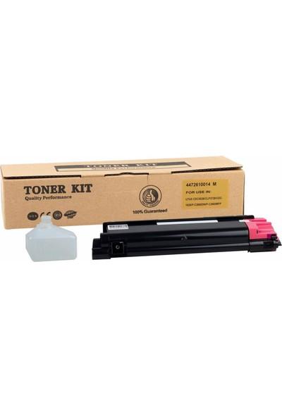 Utax Cdc-1626-1726-3726 Adler Dcc-5526-6526 Smart Kırmızı Toner 4472610014