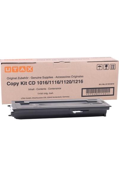Utax Cd-1216 Toner Cd1016-1116-1120 T.Adler Dc2016-2120-2126