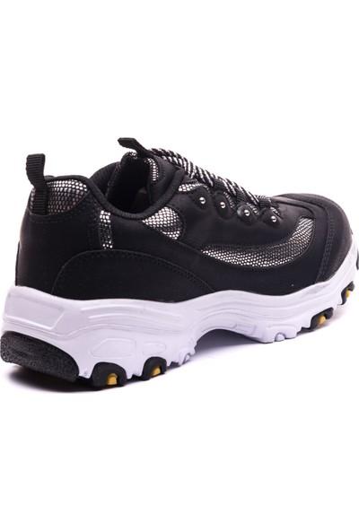 Mille Danıta Günlük Giyim Kadın Ayakkabı Siyah
