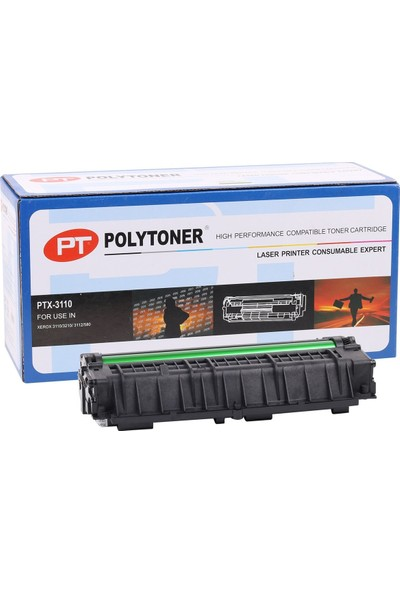 Xerox Phaser 3110 Polytoner 3110-3210-3112-580 109R00639