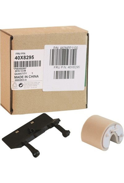 Lexmark T650-X652-X654-C752 Pickup Roller-Separation Pad40X8295