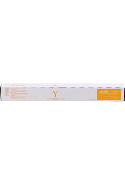 Utax Ck-8511 Sarı Toner 2506Ci 1T02L7Aut0