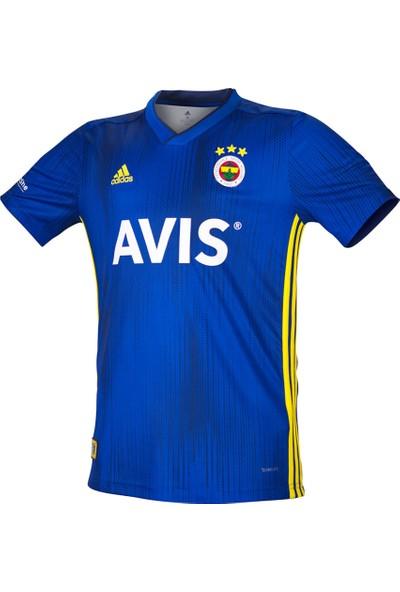 Adidas Mavi Çocuk Futbol Forması Fq6809 Fenerbahce 3 Jsy Y