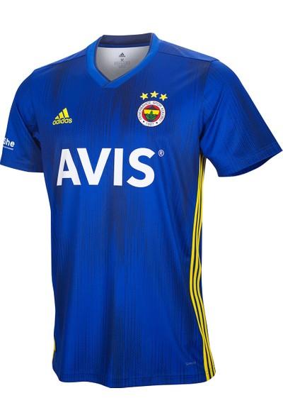 Adidas Mavi Erkek Futbol Forması Fq6808 Fenerbahce 3 Jsy