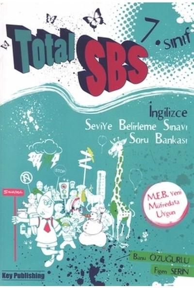 Total SBS 7. Sınıf İngilizce - Figen Serin