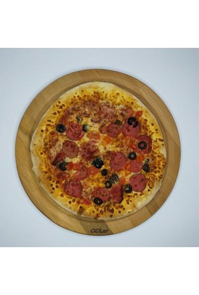 Ciciler Ahşap Pizza Tahtası AHKT18005