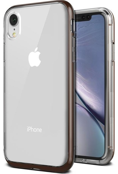 VRS Apple iPhone XR Crystal Bumper Kılıf