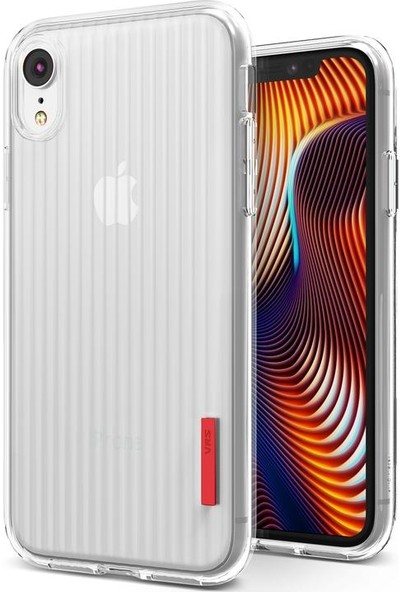VRS Apple iPhone XR Crystal Fit Kılıf