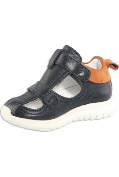 Vicco Bebe İlk Adım Deri Ayakkabı 918.19Y.039 Lacivert