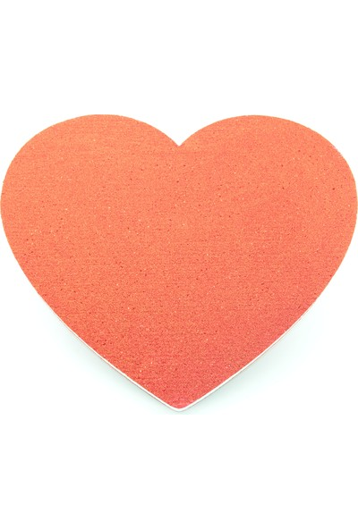 Epapack Simli Kalp Strafor Kırmızı 32CMX38CM