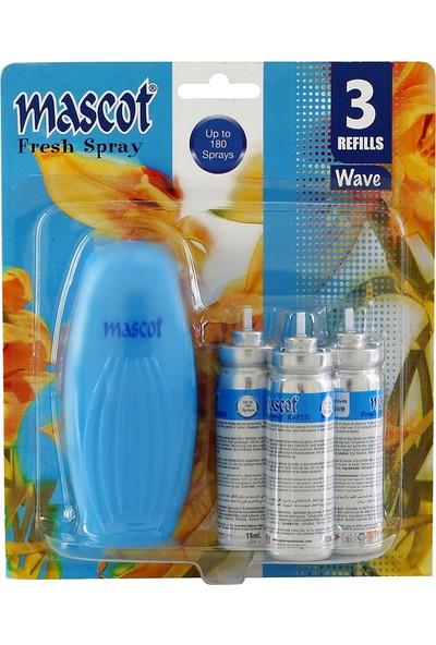 Mascot Fresh Banyo Spreyi Wave