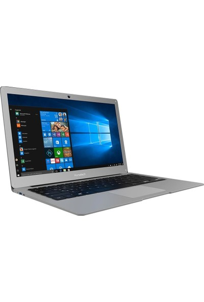 "Hometech Alfa 600C Intel Celeron N3350 3GB 32GB eMMC Windows 10 Home 13.3"" FHD Taşınabilir Bilgisayar"