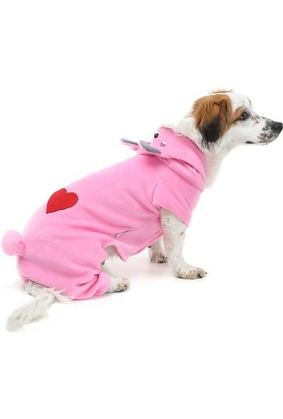 Dogi & Dog Love Polar Kedi - Köpek Tulumu - Köpek Kıyafeti