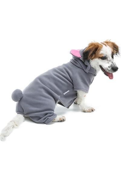 Dogi & Dog Mouse Polar Kedi Köpek Tulumu - Köpek Kıyafeti