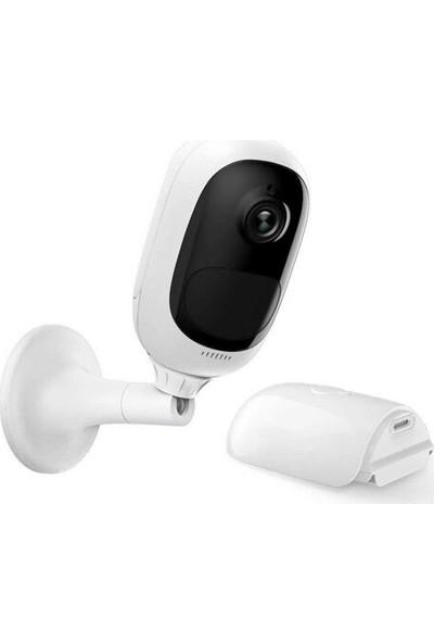 Mobby Plus Kablosuz Bataryalı Güvenlik Kamerası
