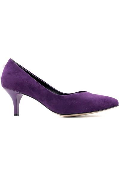 Esstii 096 Kadın Topuklu Ayakkabı