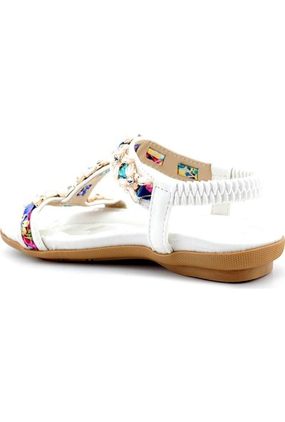 Guja 19Y206 Kız Çocuk Sandalet
