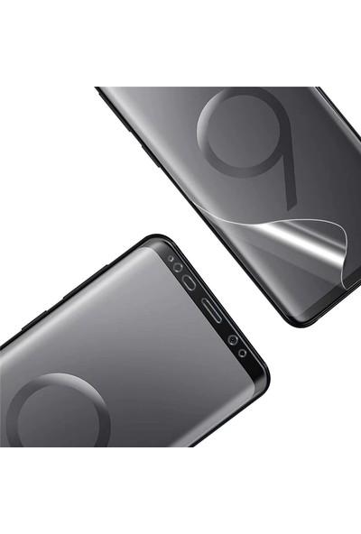 Microsonic Xiaomi Redmi K20 Ön + Arka Kavisler Dahil Tam Ekran Kaplayıcı Film Şeffaf