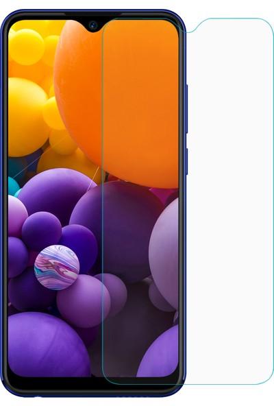 Microsonic Casper Via G4 Temperli Cam Ekran koruyucu Şeffaf