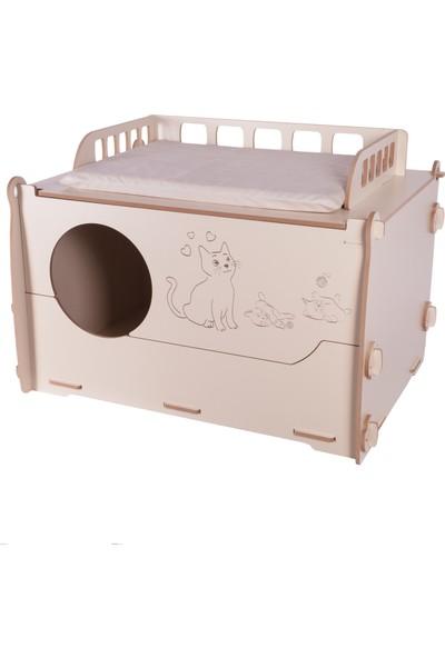 Patihomes Modüler Kedi Doğumhanesi